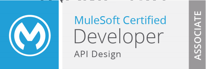 MuleSoft Certified Developer - API Design Associate (RAML 1.0)