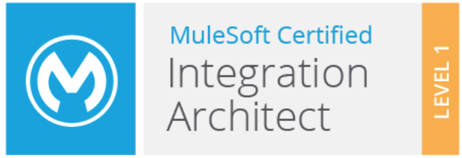 MuleSoft Certified Integration Architect - Level 1